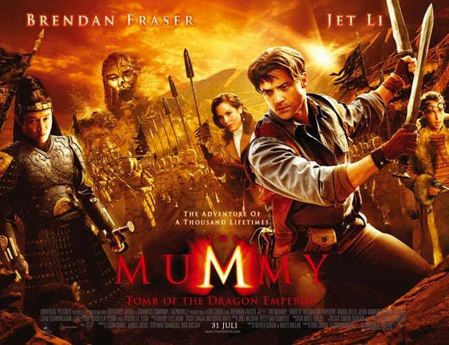 MUMMY 4 – Tamil Dubbed Movie